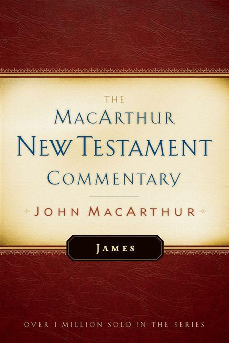 James MacArthur New Testament Commentary