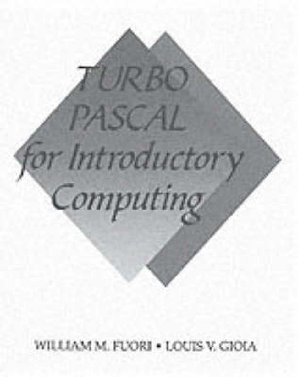 Turbo Pascal for Introductory Computing