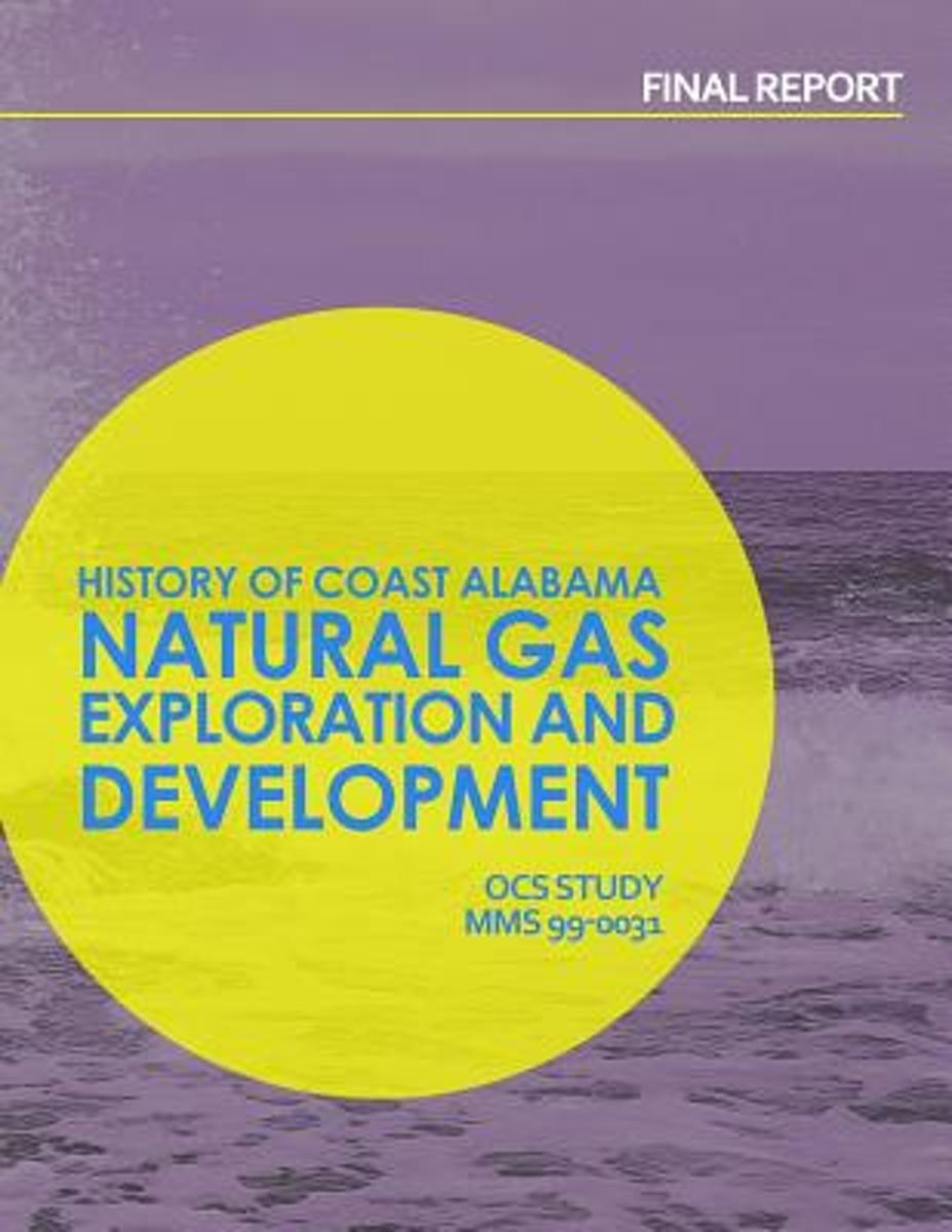 History of Coastal Alabama Natural Gas Exploration and Development