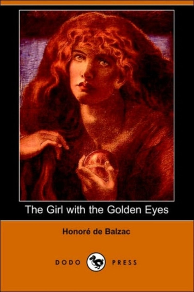 The Girl with the Golden Eyes (Dodo Press)