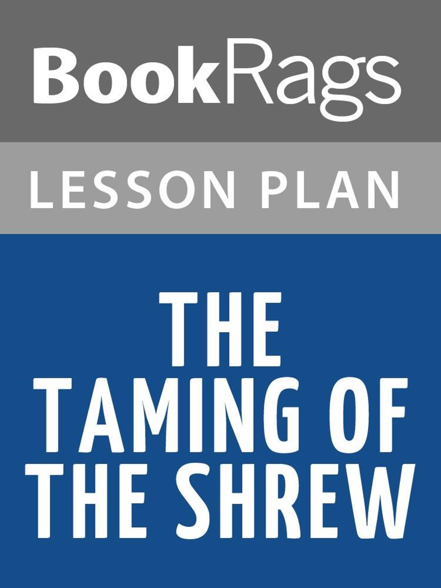 The Taming of the Shrew Lesson Plans