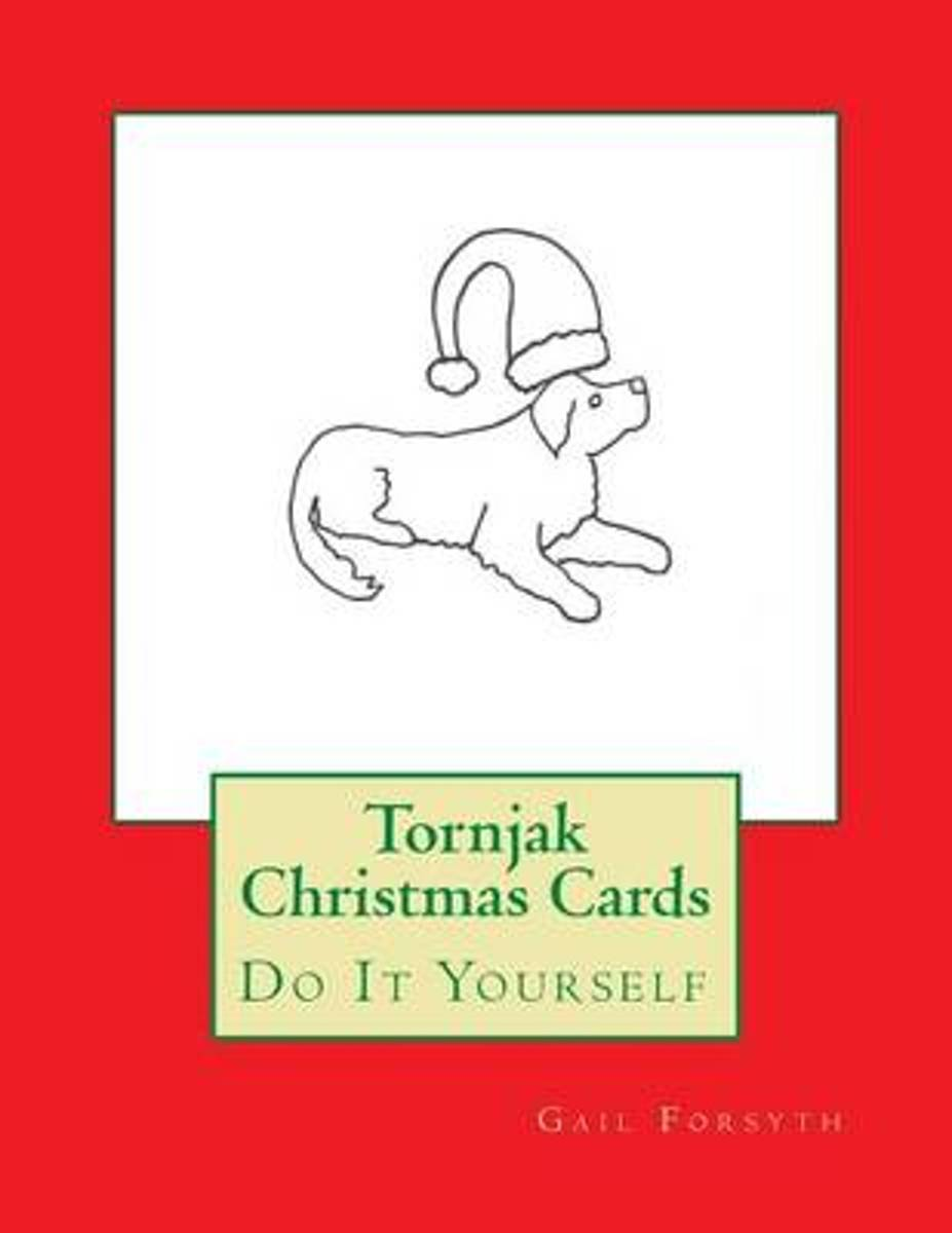 Tornjak Christmas Cards