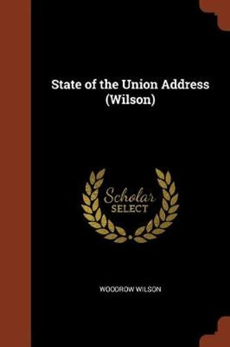 State of the Union Address (Wilson)