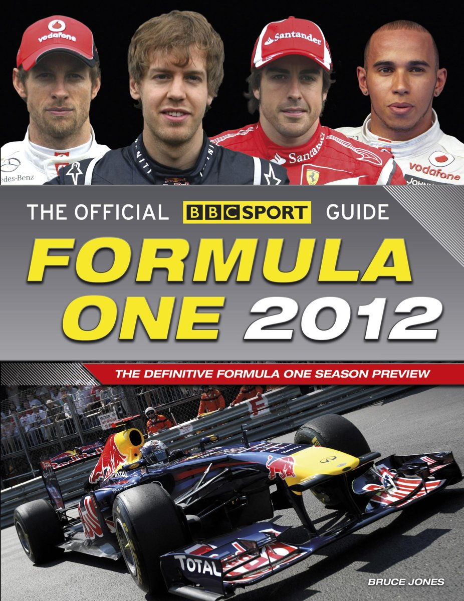 The Official BBC SPORT Formula One Guide 2012