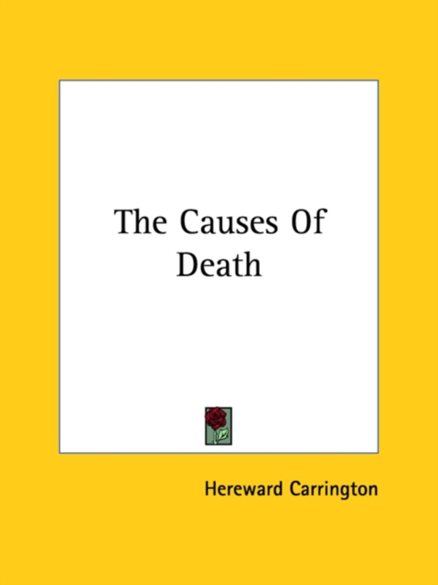 The Causes of Death