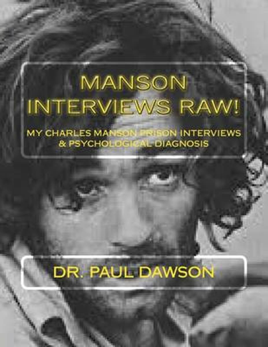 Manson Interviews Raw!