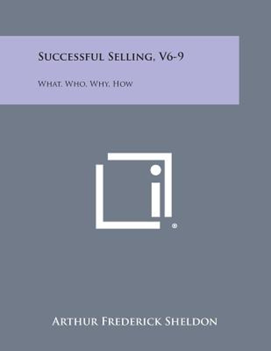 Successful Selling, V6-9