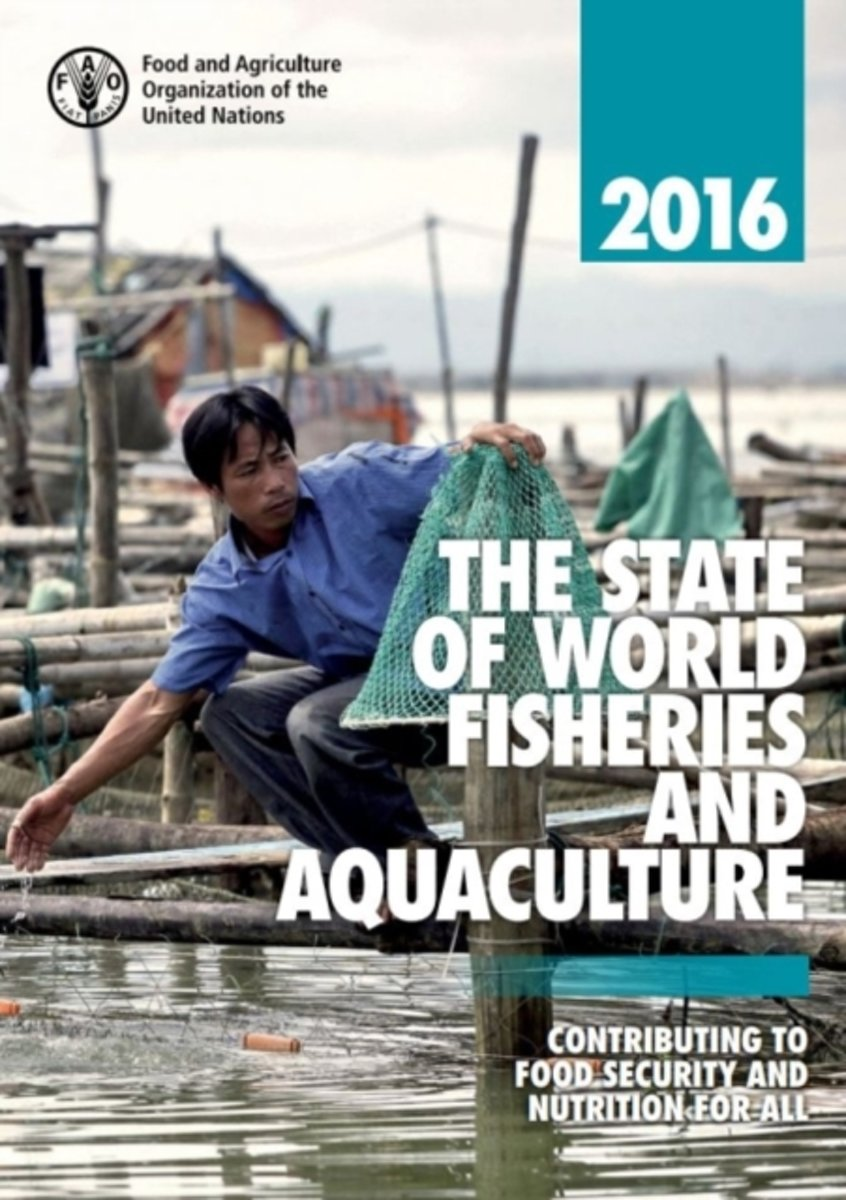 The State of World Fisheries and Aquaculture (Arabic)