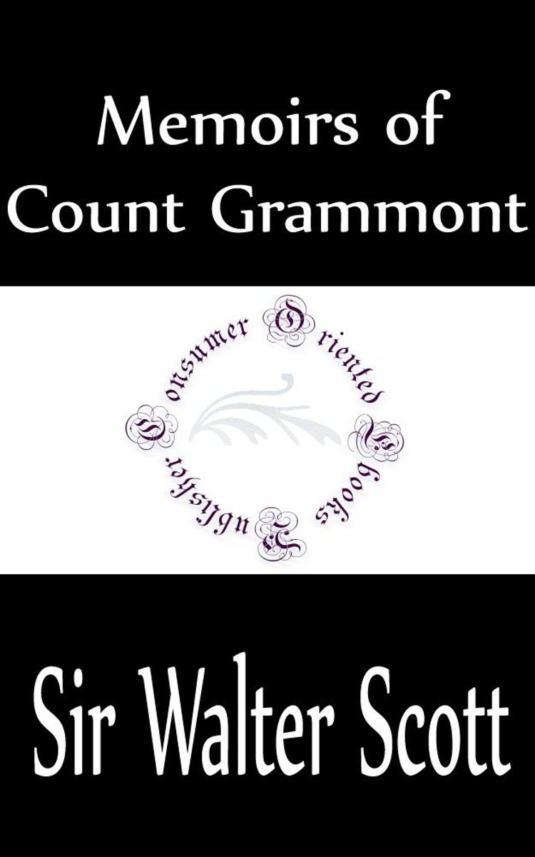 Memoirs of Count Grammont (Complete)