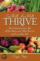 Eat Well, Live Well, Thrive