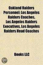 Oakland Raiders Personnel: Los Angeles Raiders Coaches, Los Angeles Raiders Executives, Los Angeles Raiders Head Coaches