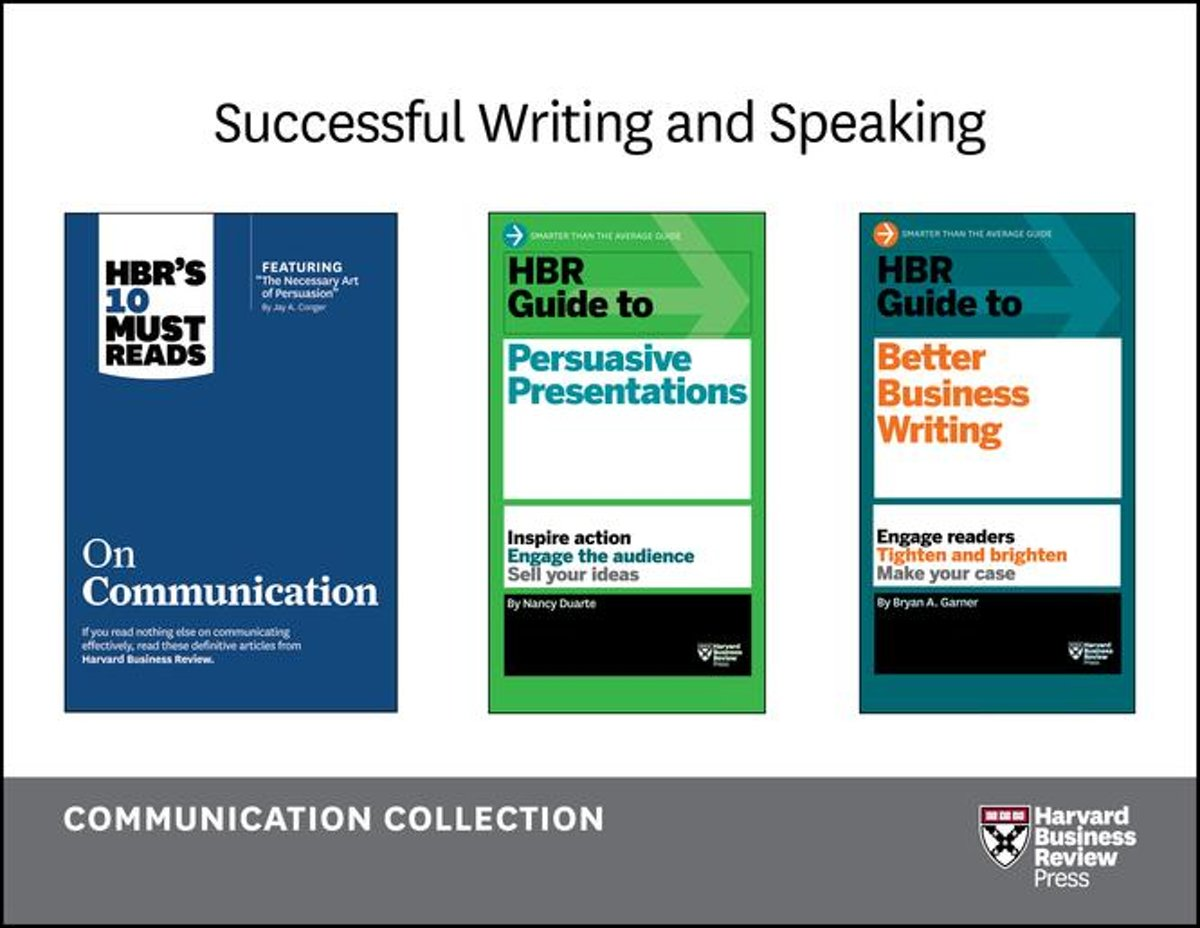Successful Writing and Speaking: The Communication Collection (9 Books)
