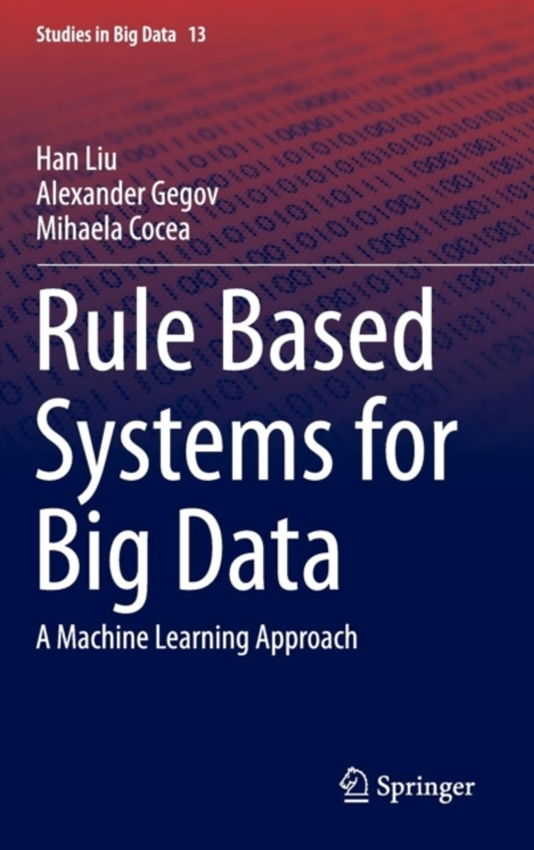 Rule Based Systems for Big Data