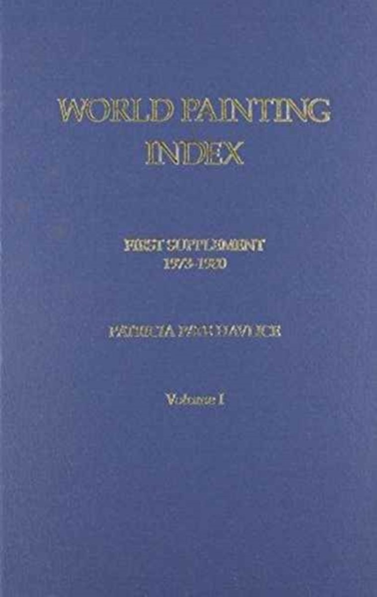 World Painting Index