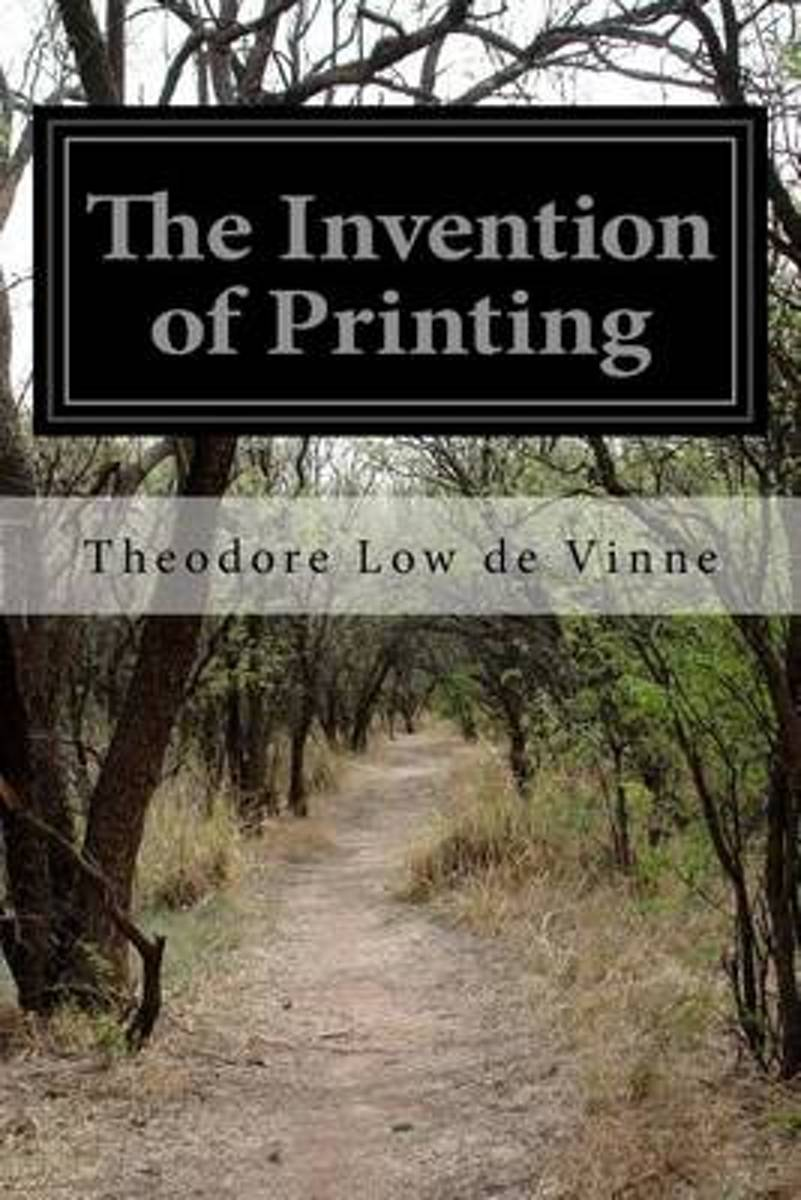 The Invention of Printing