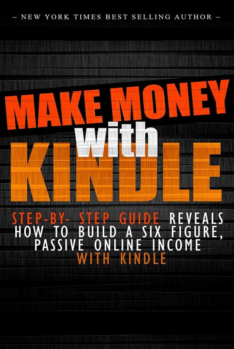 Make Money Online With Kindle