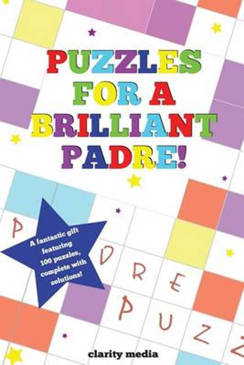 Puzzles for a Brilliant Padre
