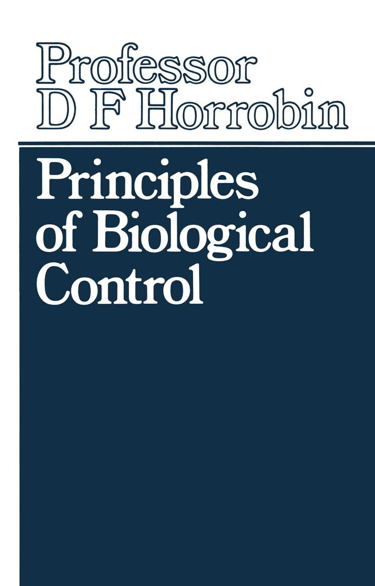 Principles of Biological Control