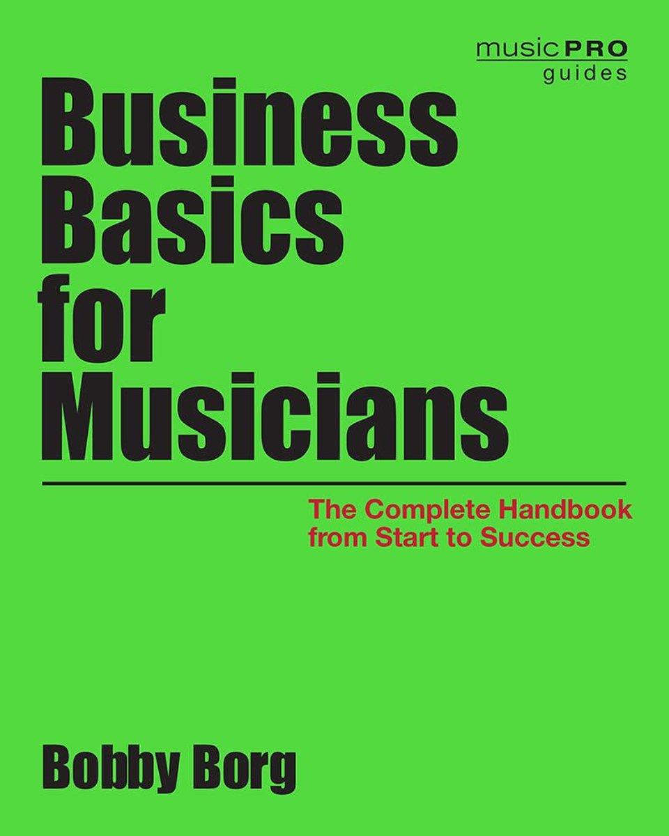Business Basics for Musicians image
