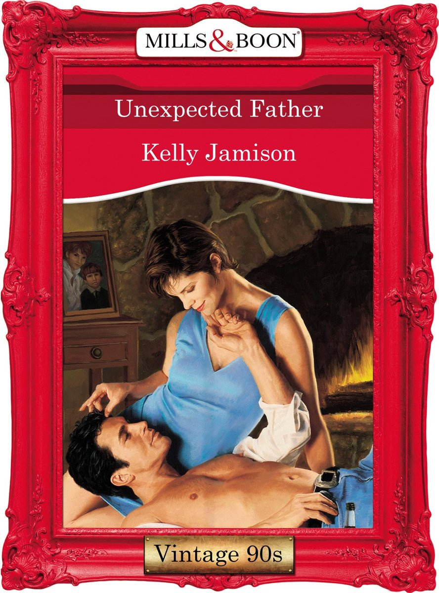 Unexpected Father (Mills & Boon Vintage Desire)