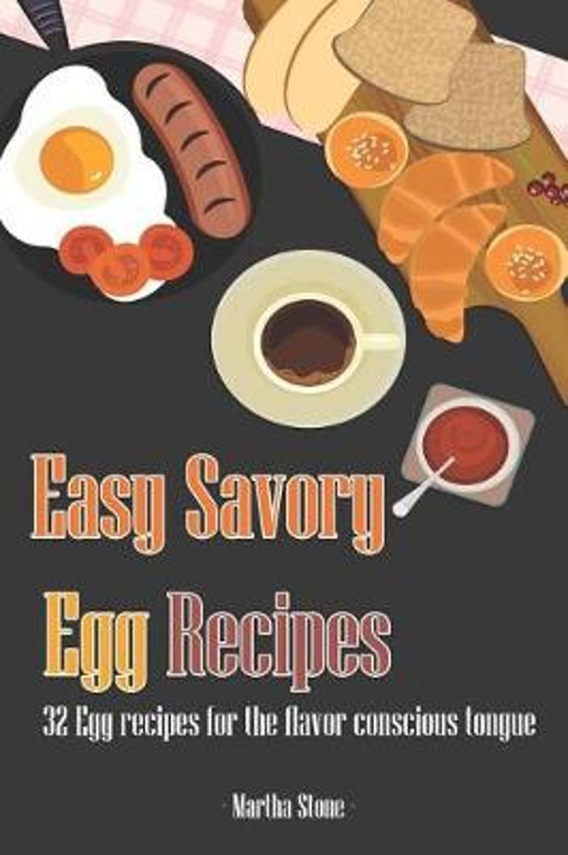 Easy Savory Egg Recipes