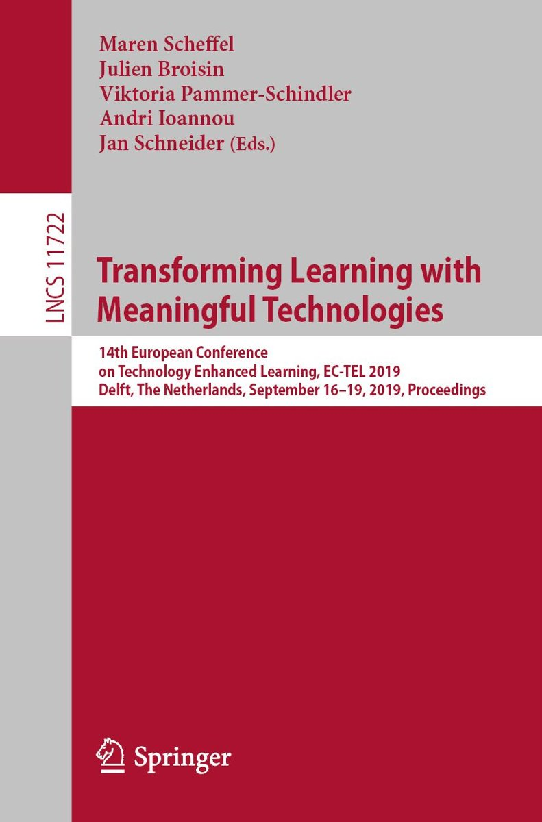 Transforming Learning with Meaningful Technologies