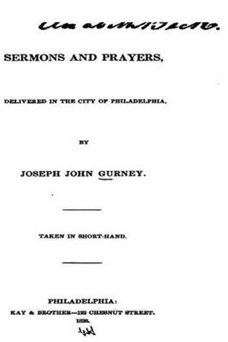 Sermons and Prayers, Delivered in the City of Philadelphia