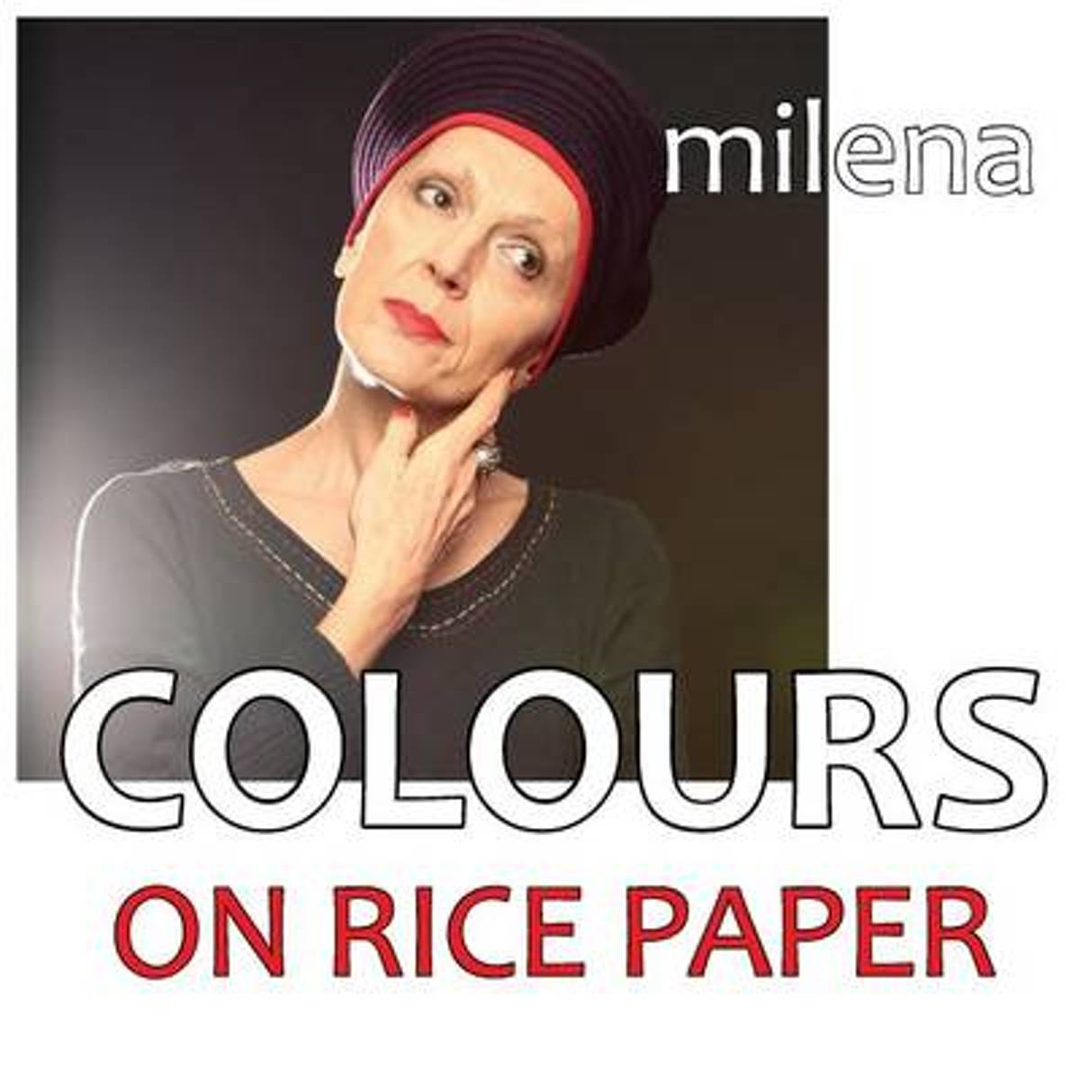 Colours on Rice Paper