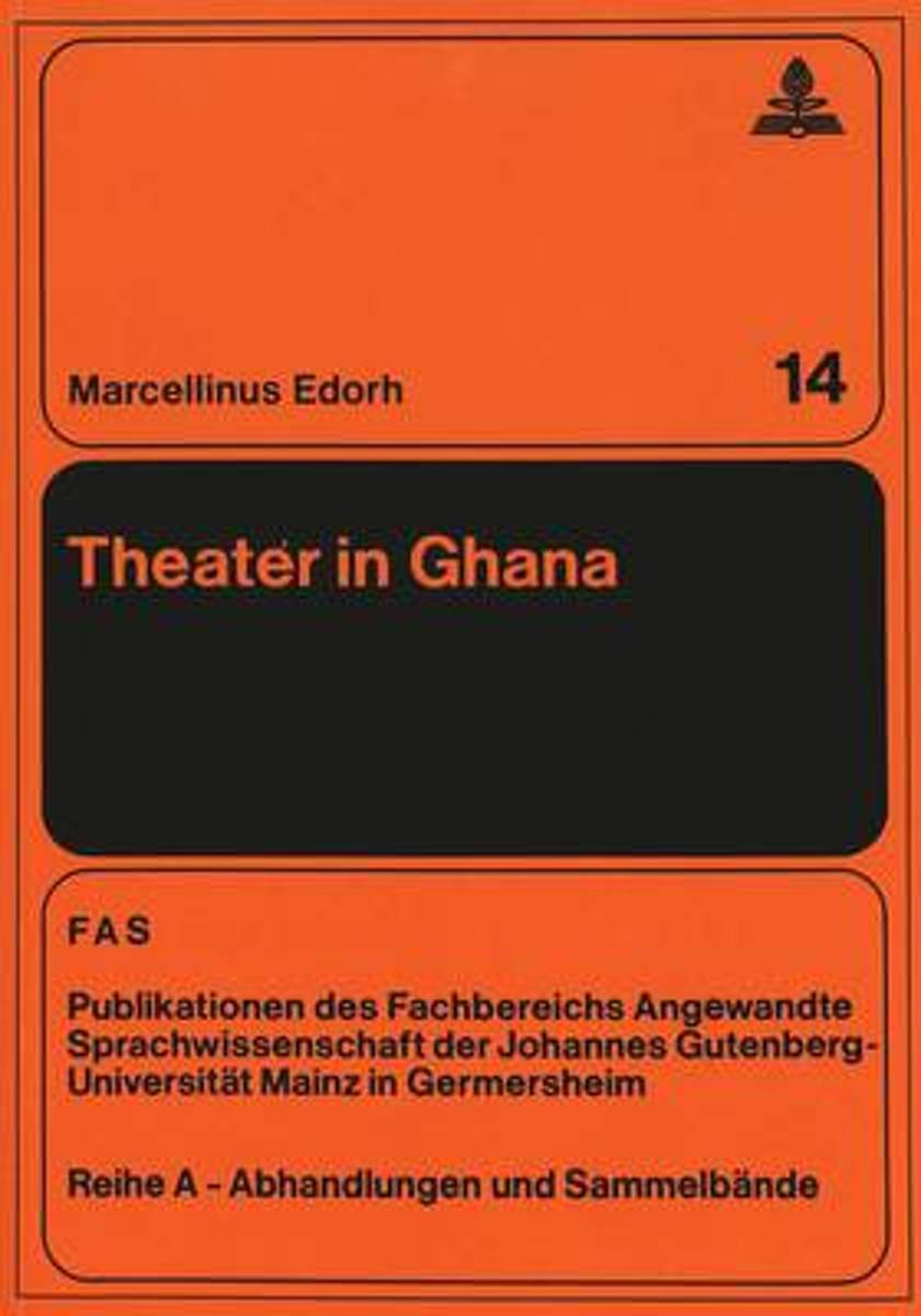Theater in Ghana