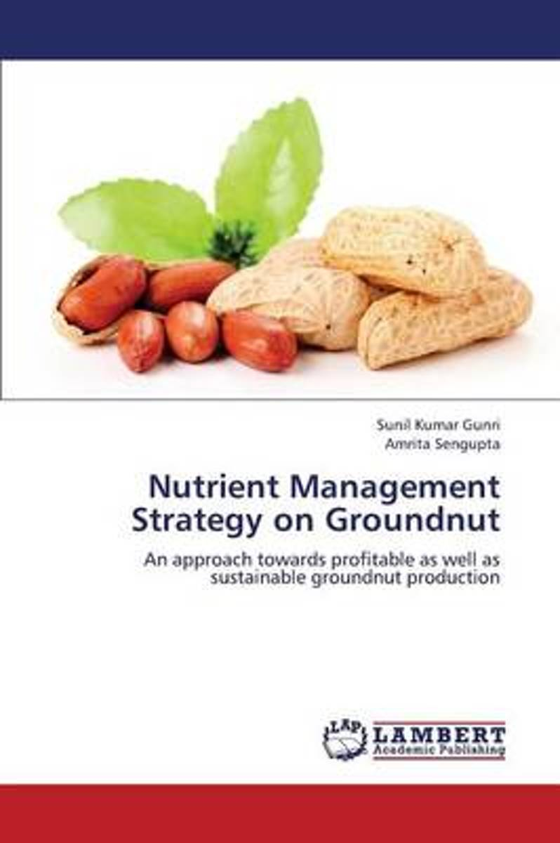 Nutrient Management Strategy on Groundnut