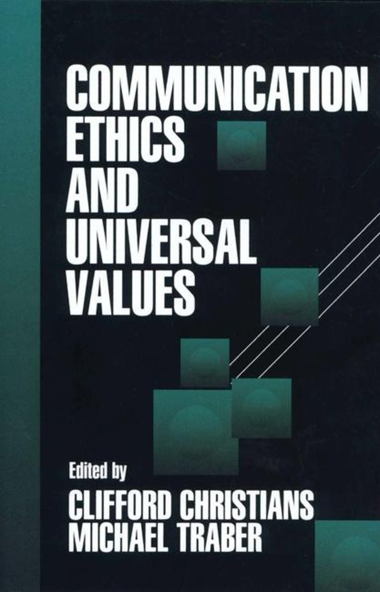 Communication Ethics and Universal Values