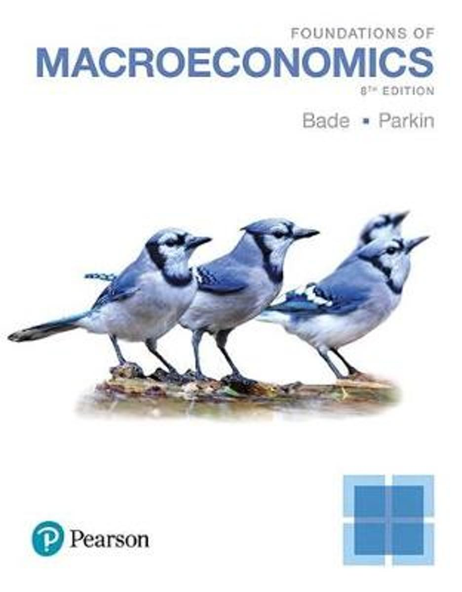Foundations of Macroeconomics, Student Value Edition Plus Myeconlab with Pearson Etext -- Access Card Package