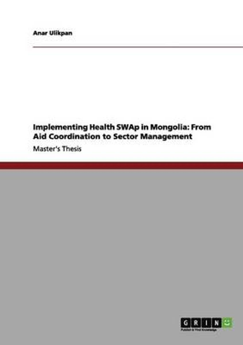 Implementing Health Swap in Mongolia