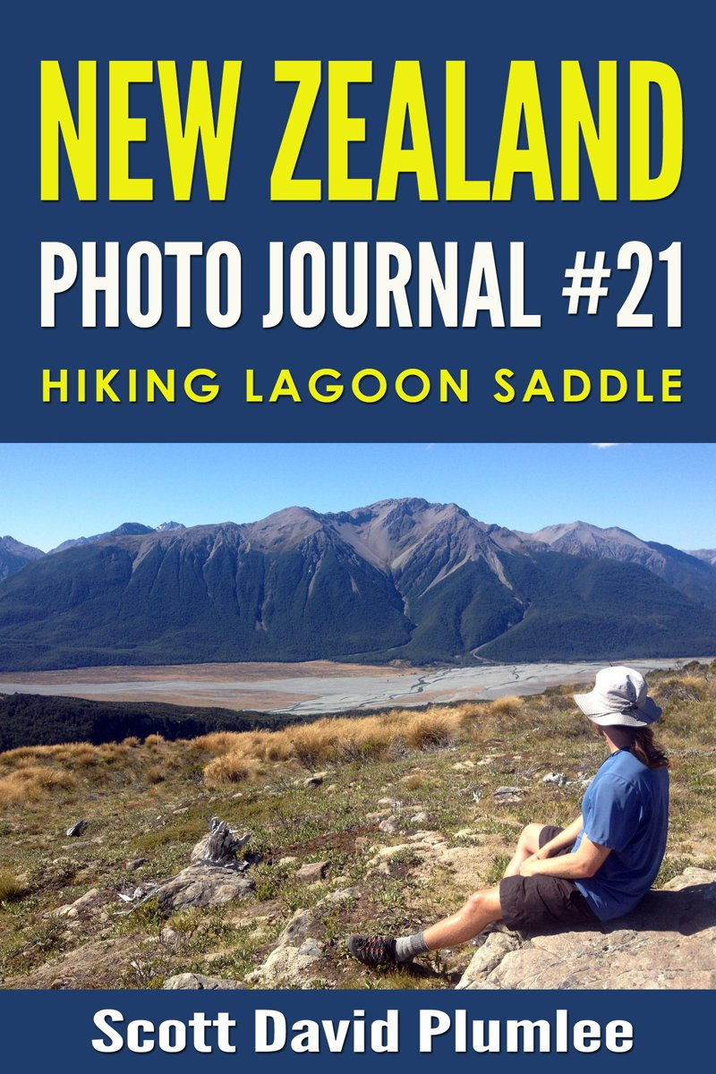 New Zealand Photo Journal #21: Hiking Lagoon Saddle
