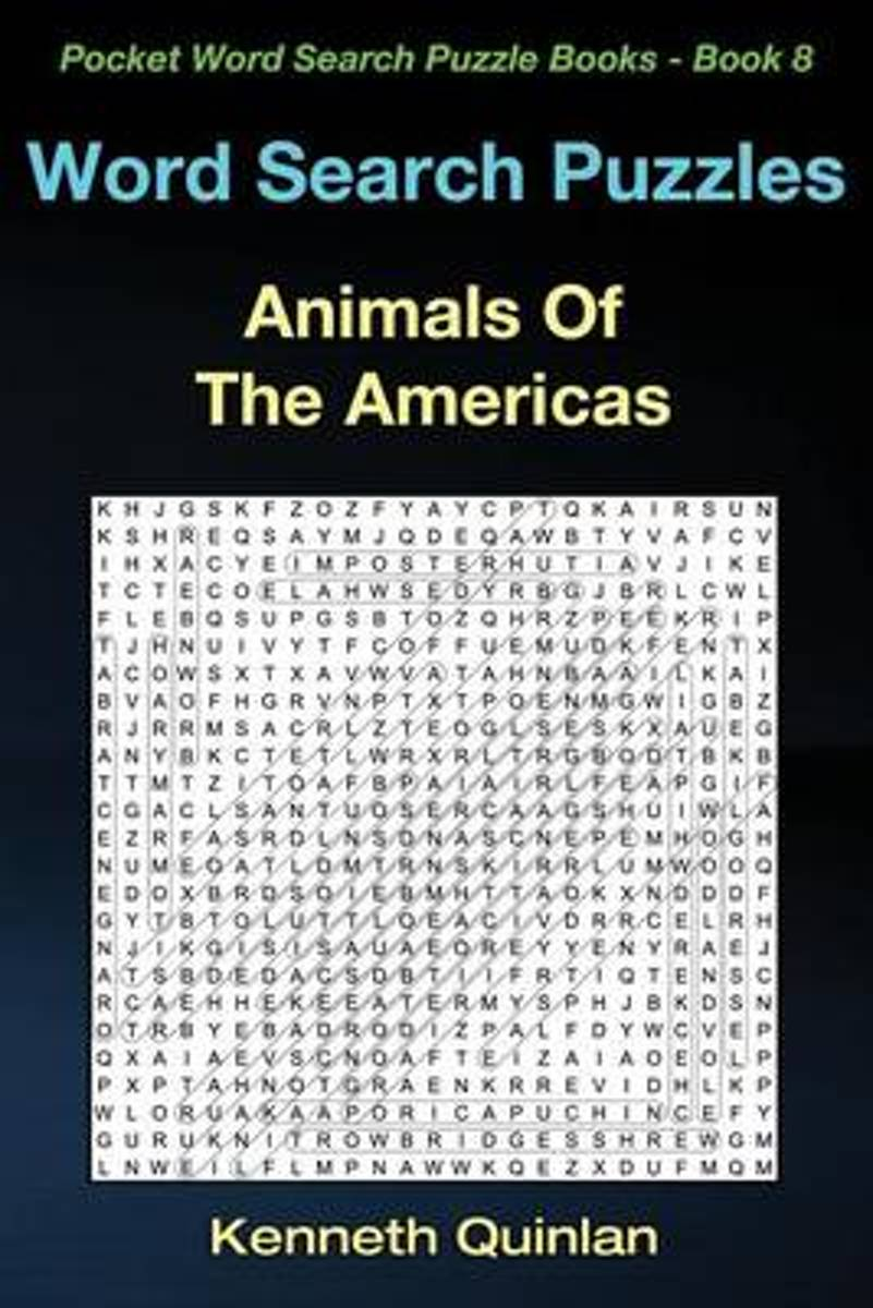 Word Search Puzzles