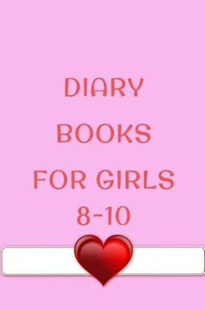 Diary Books for Girls Age 8-10