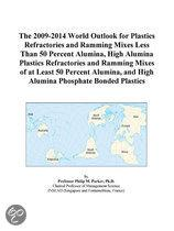 The 2009-2014 World Outlook for Plastics Refractories and Ramming Mixes Less Than 50 Percent Alumina, High Alumina Plastics Refractories and Ramming M