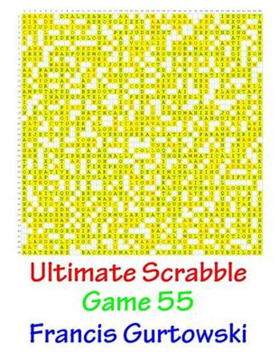 Ultimate Scabble Game 55