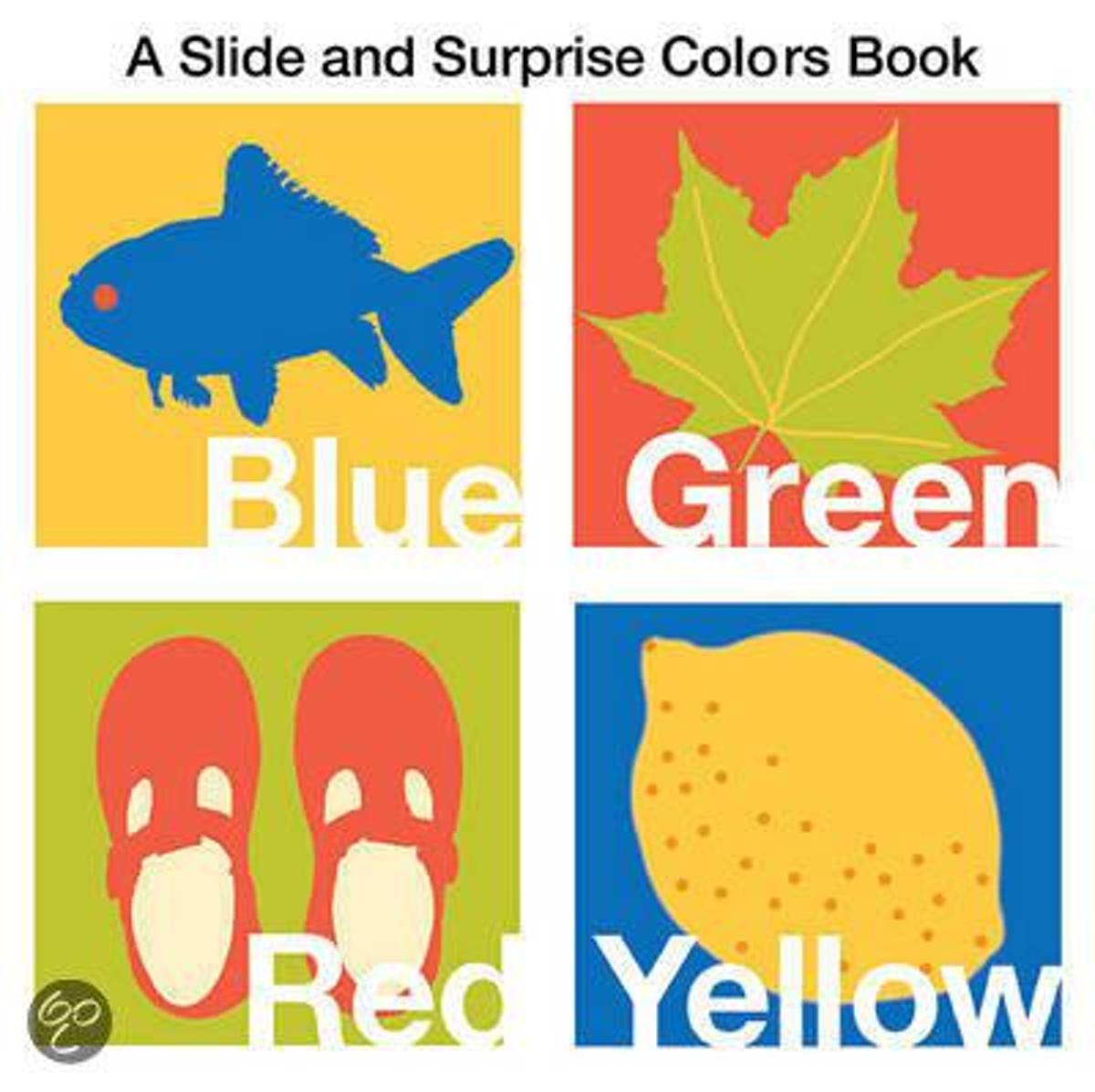 Slide and Surprise Colors