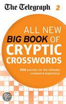 The Telegraph All New Big Book of Cryptic Crosswords 2