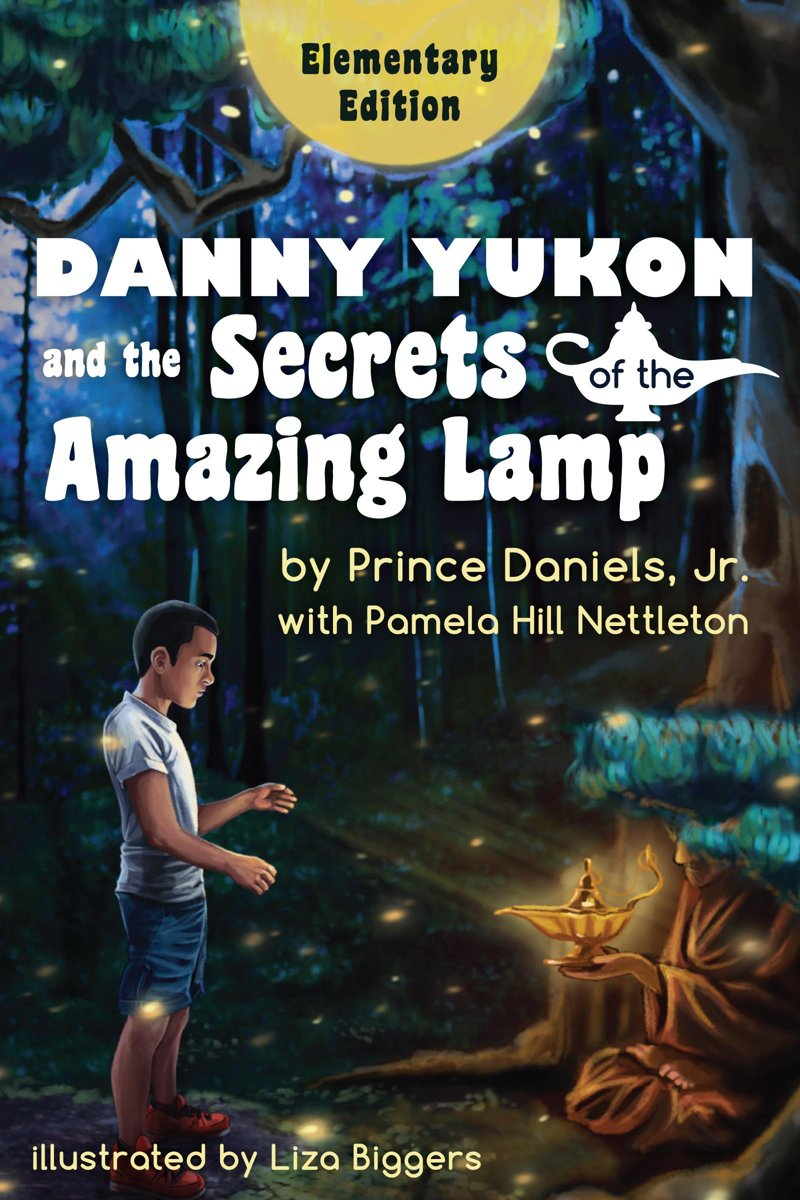 Danny Yukon and the Secrets of the Amazing Lamp: Elementary Edition