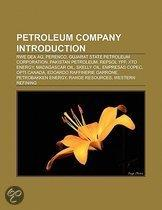 Petroleum company Introduction