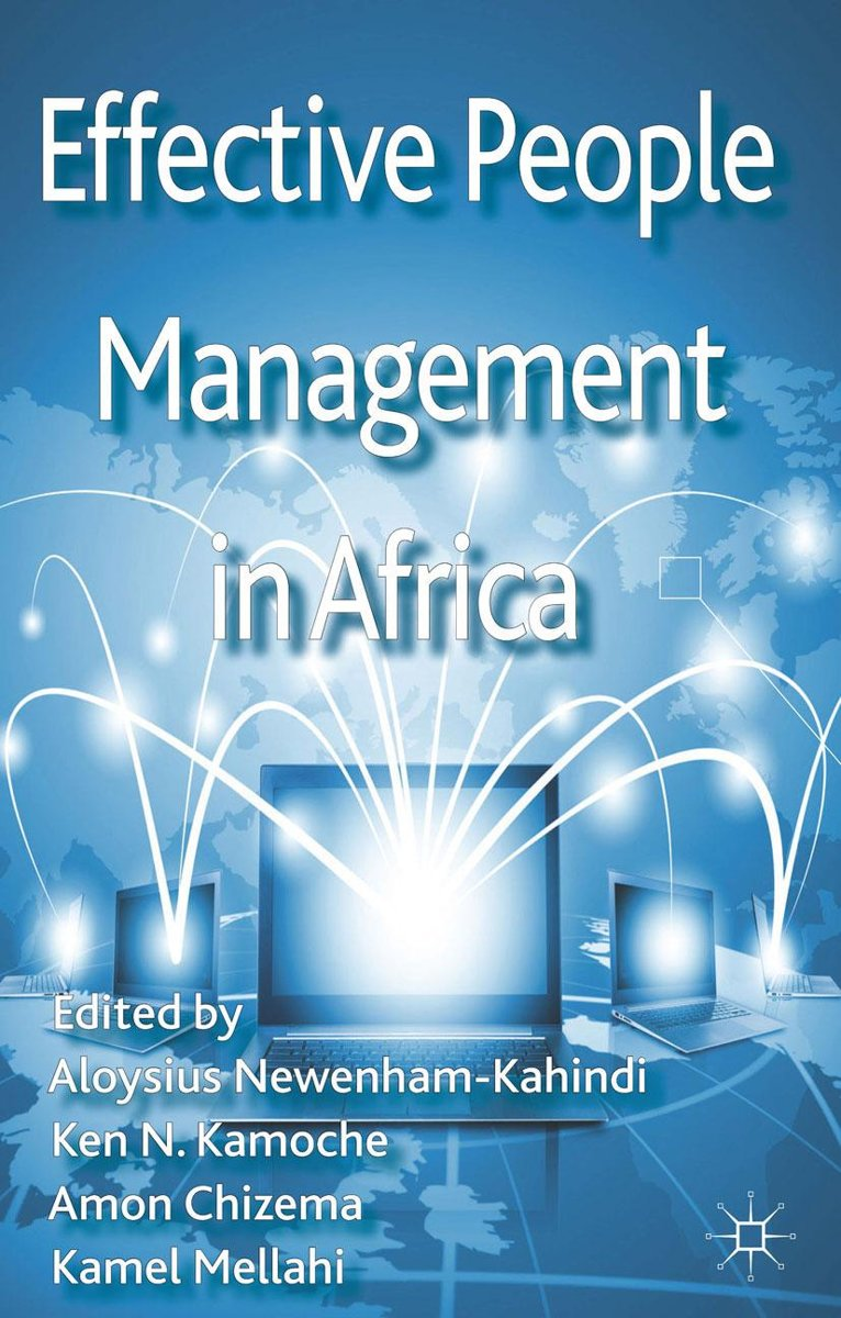 Effective People Management in Africa