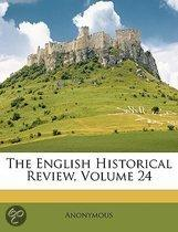 the English Historical Review, Volume 24