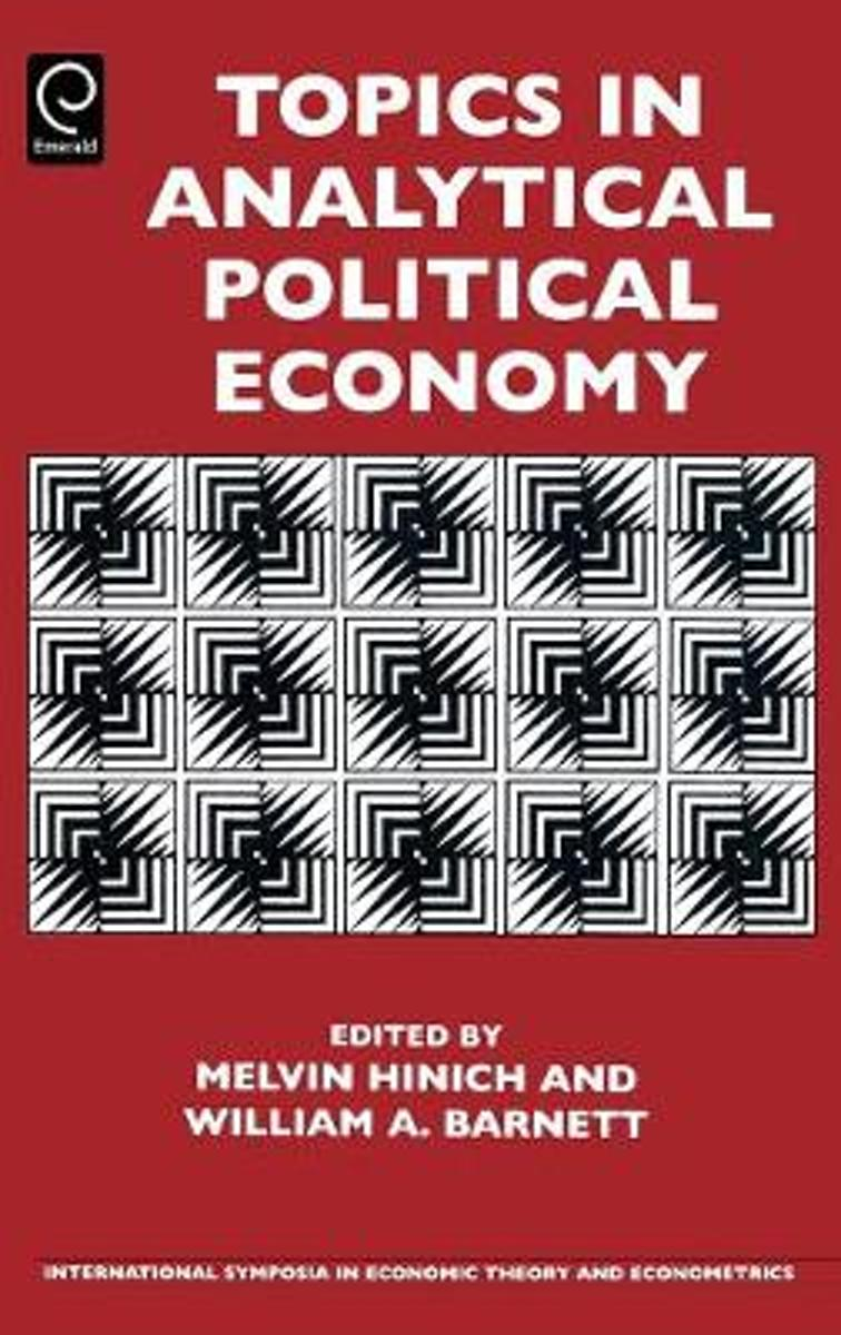 Topics in Analytical Political Economy