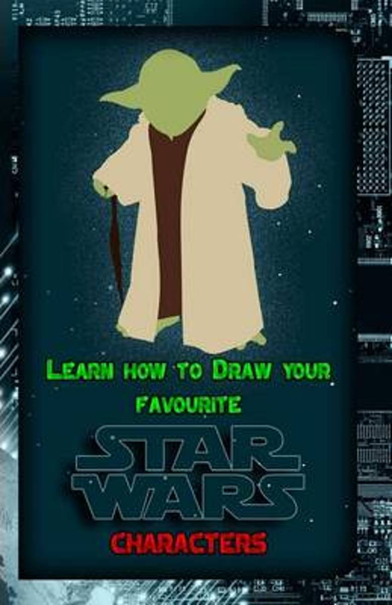 Learn How to Draw Your Favorite Star Wars Characters