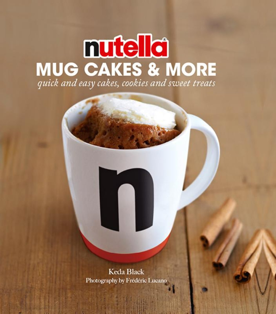 Nutella® Mug Cakes and More