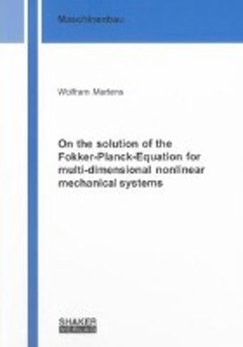 On the Solution of the Fokker-Planck-Equation for Multi-Dimensional Nonlinear Mechanical Systems