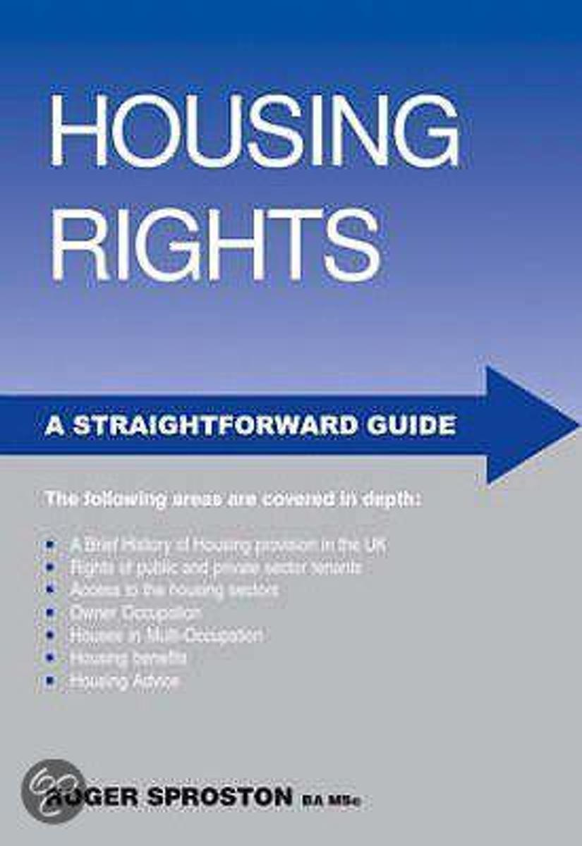 A Guide To Housing Rights