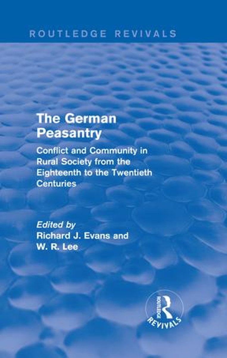 The German Peasantry (Routledge Revivals)